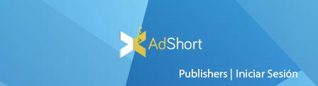 AdShort Media - Iniciar Sesión